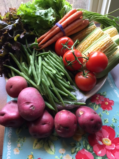 Employee Wellness Challenge: 31 Veggies in 31 Days