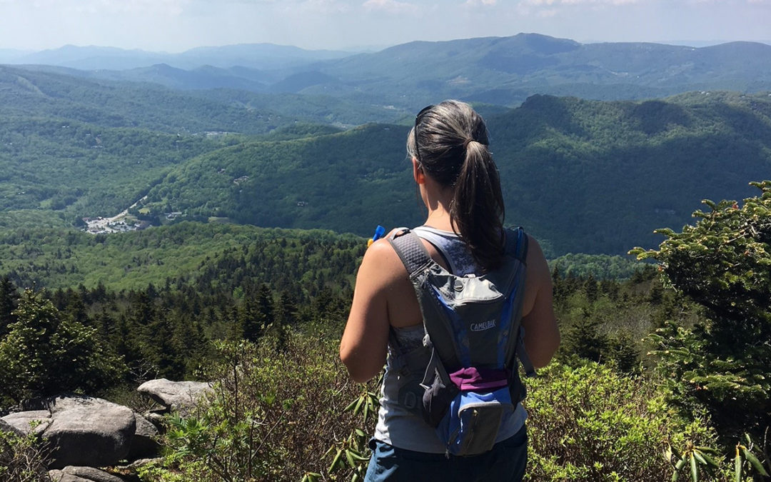 Celebrate 10! Take 10 hikes this summer for 25 points