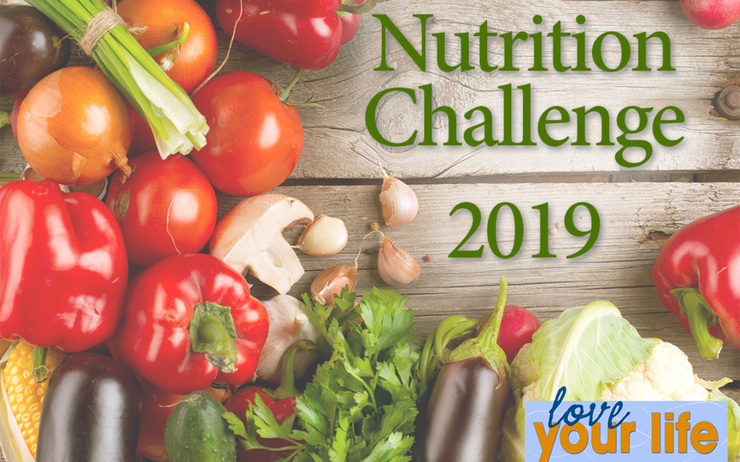 2019 Nutrition Challenges