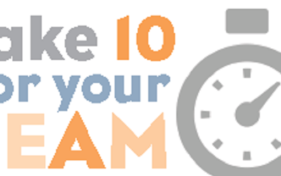 Take 10 For Your Team – Qtr 2 Wellness Challenge